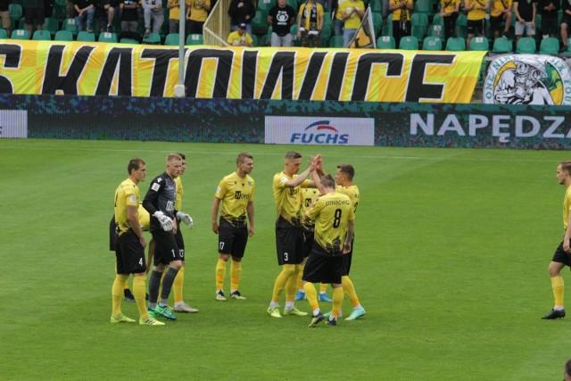 Piłkarze GKS Katowice odnieśli drugie wyjazdowe zwycięstwo w tym roku pokonując w Siedlcach Pogoń 2:0