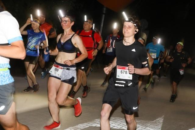 Bieg nocny o Grand Prix Krakowa