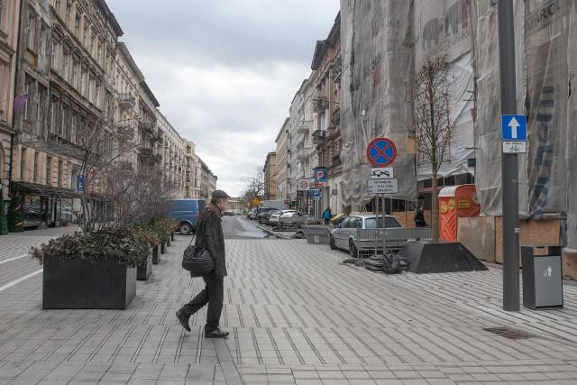 Nie wszyscy mieszkańcy chcą, aby ul. Ratajczaka po remoncie przypominała betonową ul. Święty Marcin.