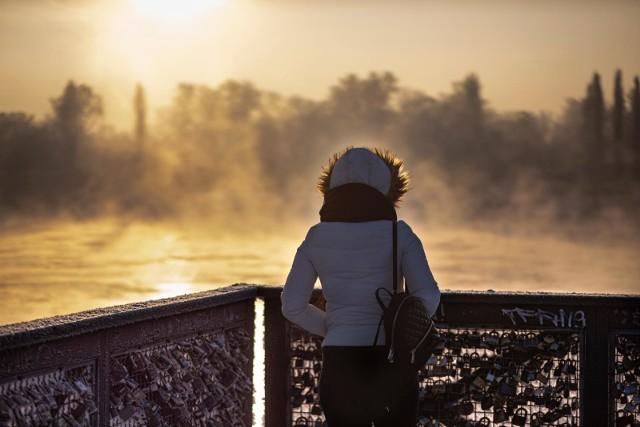 W weekend, jak informowaliśmy, na terenie województwa kujawsko-pomorskiego w ciągu dnia termometry wskazywały od -14 st. C do -11 st. C. W nocy zaś  temperatura dochodziła do nawet -20 st. C.
