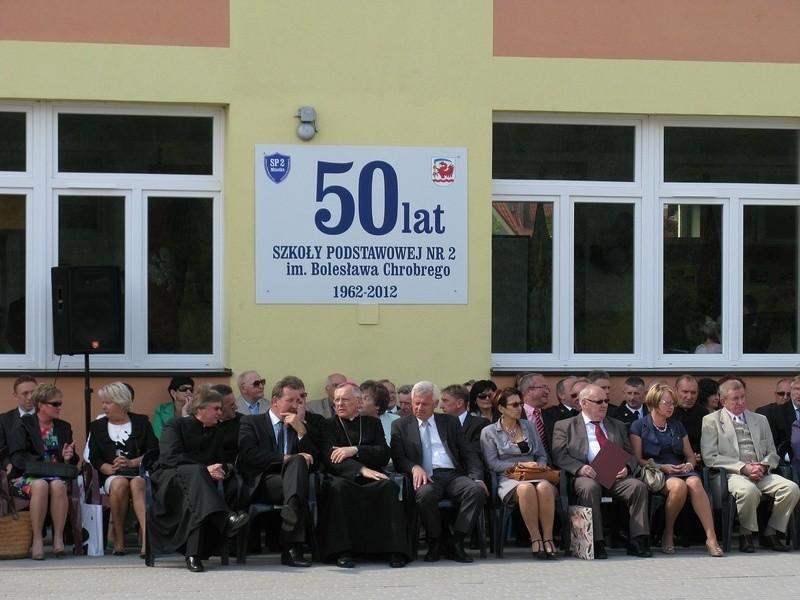 50 lat Szkoły Podstawowej nr 2 w Miastku