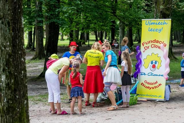 """Festyn Ekologiczny """"Drugie życie drzew"""" w Białymstoku"""