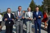 Rumia: Uroczyste otwarcie ul. Nowej Kazimierskiej. Droga umożliwia swobodną komunikację do terenów inwestycyjnych