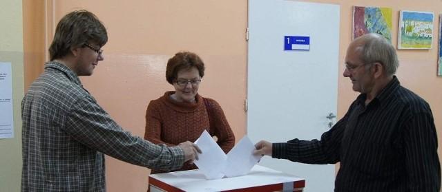 Rodzina Raków razem głosuje na prezydenta