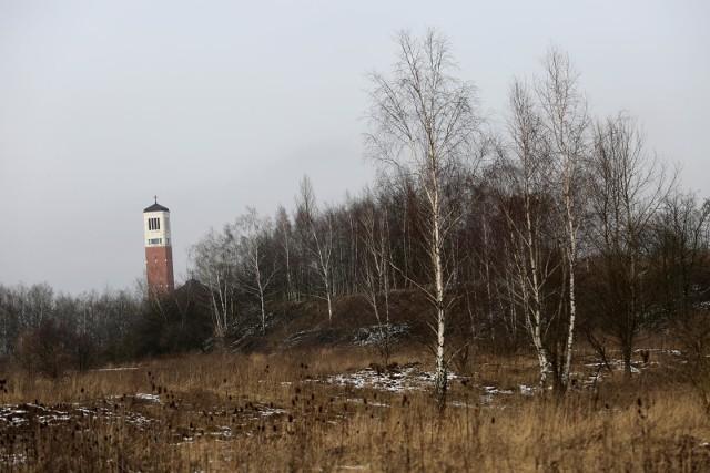 """Pole golfowe ma powstać na terenie Białych Mórz - między ul. Podmokłą, Herberta, Totus Tuus i rzeką Wilgą. Wcześniej były tam osadniki Zakładów Sodowych """"Solvay"""" w Łagiewnikach."""