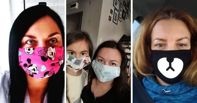 Od czwartku 16 kwietnia 2020 mamy nakaz zakrywania twarzy, poprzez zakładanie maseczek ochronnych, ewentualnie możemy zakryć twarz szalikiem lub chustą. Poprosiliśmy naszych czytelników na Facebooku o przesłanie nam swoich zdjęć w maskach ochronnych. Wrocławianie noszą maseczki, stosują się do nakazu. Jesteśmy dumni. Wrocławianie w ochronie przed koronawirusem, nosimy maseczki! Zobacz na kolejnych slajdach - posługujcie się klawiszami strzałek, myszką lub gestami.