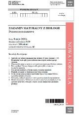 Matura 2020 biologia rozszerzenie. Odpowiedzi, arkusz CKE. Co było na egzaminie maturalnym z biologii na poziomie rozszerzonym 16.06.2020?