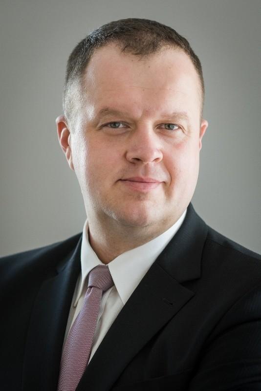 Rafał Malik, dyrektor Biura Zarządzania Najmem w Funduszu Mieszkań na Wynajem.