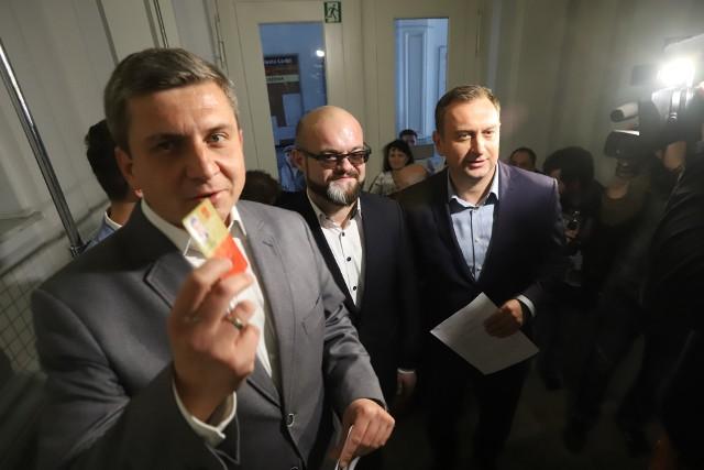 Kandydaci KWW Hanny Zdanowskiej złożyli wniosek o odwołanie wojewody łódzkiego.
