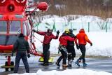 Lawina w Tatrach. Dwie osoby zasypane. Jeden był metr pod śniegiem. Udało się ich wykopać