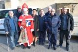 Maltański Mikołaj przywiózł tony darów na Śląsk Opolski