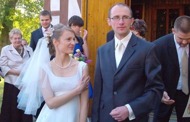 Katarzyna Megier i Kamil Brodaczewski.