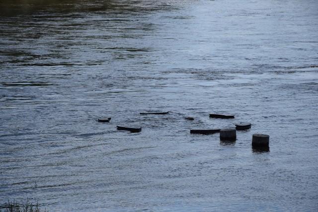 Odra w Nowej Soli. Tyle wody nie było od lat