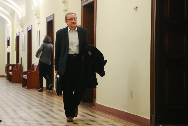Józef Pinior we wrocławskim sądzie