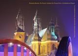 Poznańska katedra widziana oczami fotografika