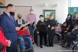 Kłobuck: Dzienny Dom Opieki Medycznej został oficjalnie otwarty. Znajdzie się w nim miejsce dla 60 osób powyżej 65. roku życia