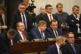 Nowy marszałek śląski przeziębiony, a co robi wicemarszałek Wojciech Kałuża?