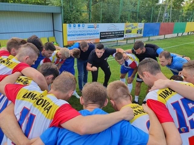 Piłkarze z Limanowej nie dali rady Wierchom. W sobotę mieli zagrać w derbach powiatu