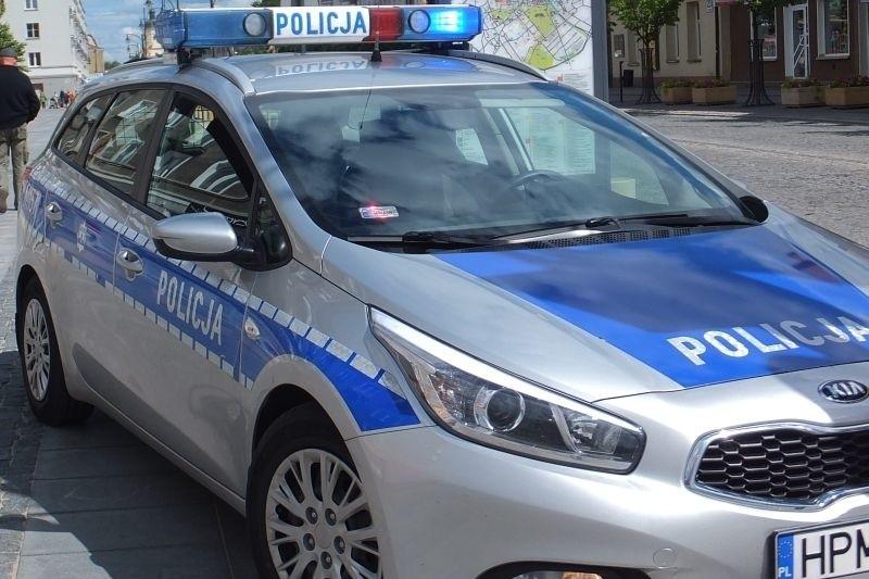 Policja zatrzymała 24-letniego złodzieja z Białorusi
