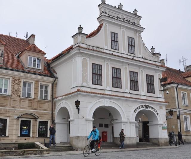 Kamienica Oleśnickich w Sandomierzu ju ż od kilkunastu lat jest siedzibą chorągwi.