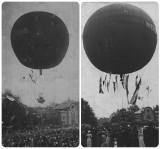 Te zdjęcia mają ponad 100 lat! Muzeum Ziemi Lubuskiej w Zielonej Górze pokazało fotografie z przelotu balonu nad miastem. Gdzie je zrobiono?