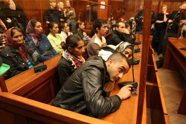 Przed wrocławskim sądem toczy się proces w sprawie eksmisji Romów z koczowiska przy ul. Kamieńskiego