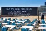 UNICEF o globalnych skutkach COVID-19: 168 milionów dzieci na świecie od niemal roku ani razu nie poszło do szkoły