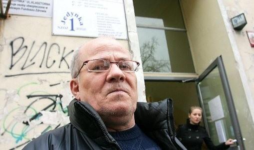 -  Skoro ustawodawca dał nam takie prawo, to dlaczego mamy z niego nie korzystać? - zastanawia się Andrzej Świekowicz, krwiodawca