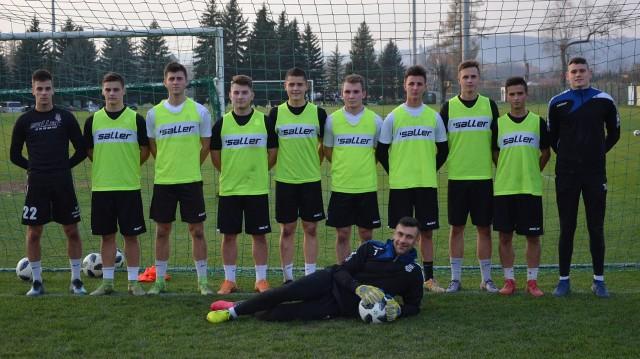 Czy któryś z tych młodych zawodników zasili pierwszy zespół Sandecji?