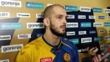 Artiom Karaliok, zawodnik Łomża Vive Kielce, po meczu z Telekom Veszprem: Nie wiem, czy czerwona kartka była słuszna (WIDEO)