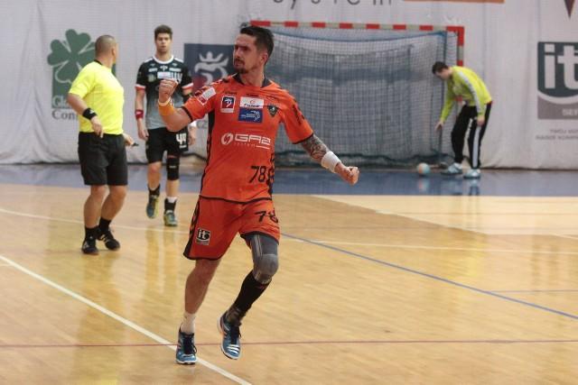 Zydroń zdobył w tym sezonie już 50 bramek dla Pogoni.