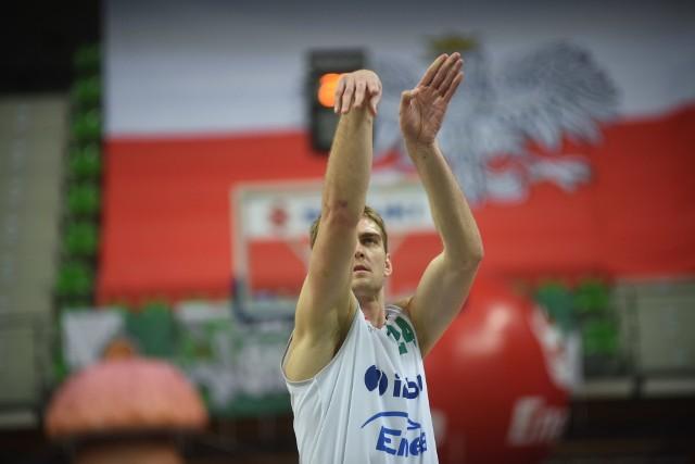Koszykarze Enei Zastalu BC Zielona Góra przegrali w Ostrowie. Kolejny dobry mecz rozegrał Rolands Freimanis.