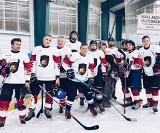 Wiceszef sejmowej komisji sportu obiecuje, że hokej na lodzie wróci do Zgierza - ZDJĘCIA