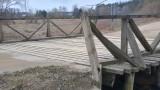 Choroszcz. Mostek w Krupnikach od 26 marca zamknięty dla samochodów. Na zawsze (zdjęcia)