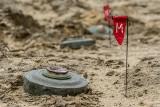 Saperzy z Czarnej Dywizji zabezpieczyli w 2020 r. blisko 60 tys. bomb, pocisków, granatów i innych niewybuchów. Dostali blisko 400 zgłoszeń