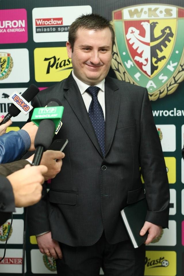 Paweł  Żelem wszedł do zarządu Śląska 22 listopada. Przez pierwsze tygodnie badał i analizował, w jakiej sytuacji jest klub