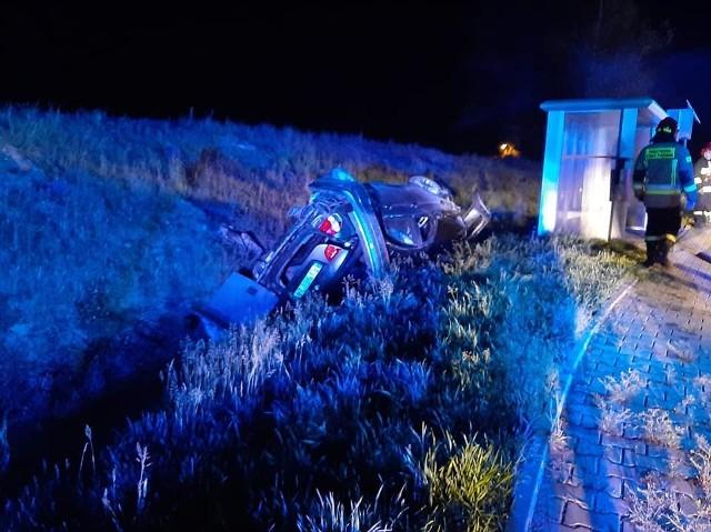 Wypadek w Orłowie