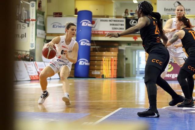 Gorzowskie koszykarki w półfinałowej serii play off przegrywają z CCC Polkowice 1:2.