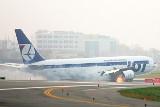 Dramatyczny  lot 016. Jak kapitan Wrona uratował 230 osób po wylądowaniu samolotu na brzuchu
