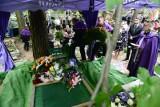 Rodzina i sportowcy pożegnali na cmentarzu w Sopocie znakomitego trenera lekkiej atletyki