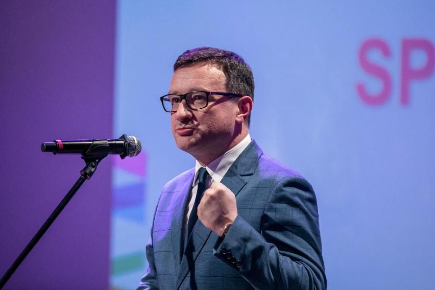 Wicemarszałek Tomasz Urynowicz przedstawił założenia nowego POP.
