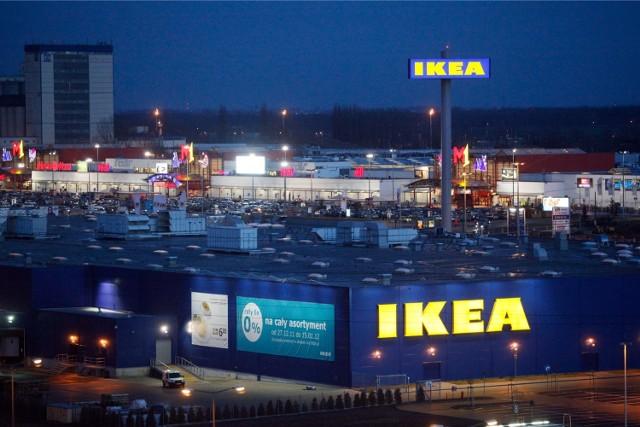 Franowo: Poranne ćwiczenia w Ikei