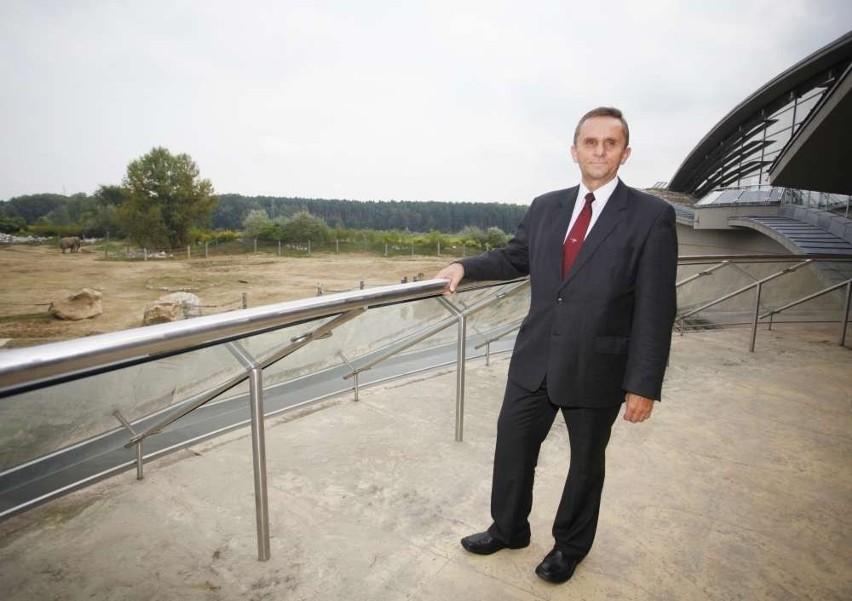 Aleksander Niweliński nowym dyrektorem zoo w Poznaniu