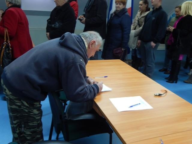 Większość mieszkańców regionu zagłosowało przeciwko zmianie nazwy powiatu.