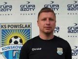 Łukasz Giza nie jest już trenerem piłkarzy Powiślaka Końskowola