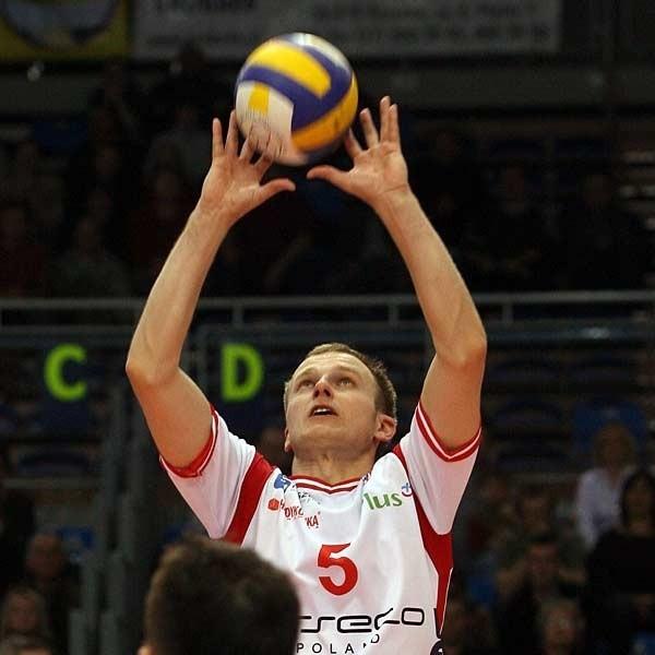 Tomasz Kozłowski nowym kontraktem potwierdził wierność resoviackim barwom.