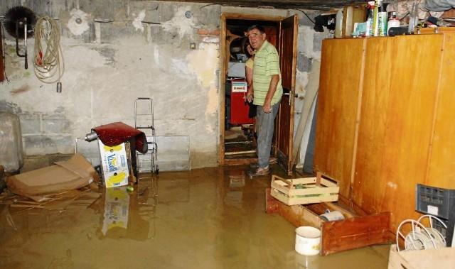 Od poniedziałku woda zalała kilkaset domów w Małopolsce