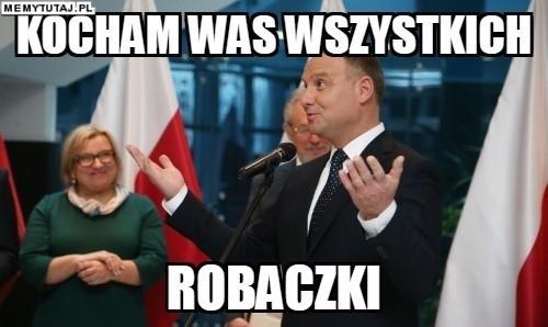 5 lat minęło jak jeden dzień... Zaczęła się druga kadencja, a tymczasem przypomnij sobie prezydenturę Andrzeja Dudy... w memach.