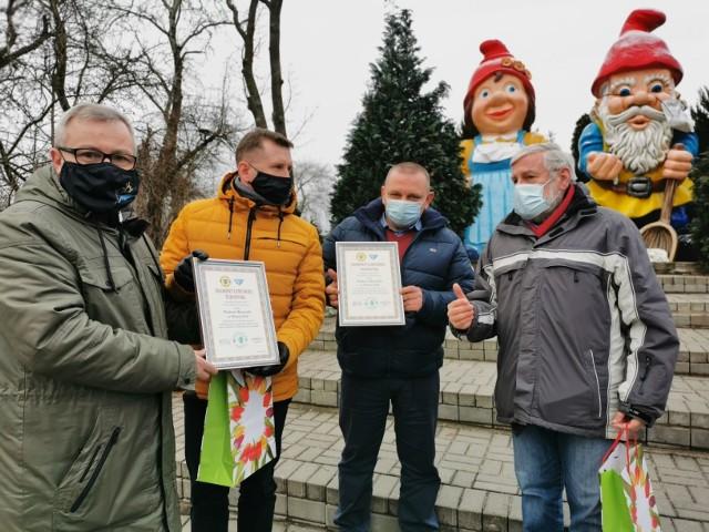Park Krasnala w Nowej Soli otrzymał tytuł Diament Lubuskiej Turystyki.