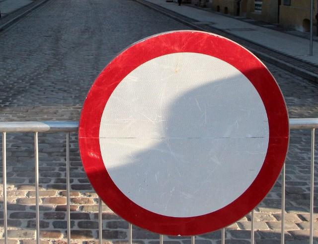 Zamknięty dla ruchu zostanie dojazd do Rynku od strony ulicy Kościelnej